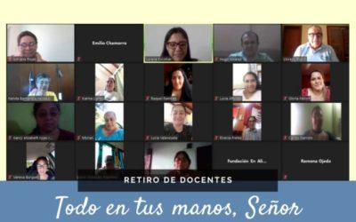 Retiro virtual para docentes